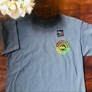 Men's Quiksilver slim fit T-shirt